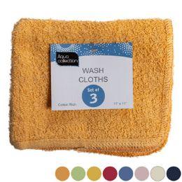 72 Units of Wash Cloths - Towels