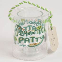 12 Units of Wine Stemless AAcrylic Peppermint Patty - Home Accessories