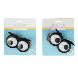 48 Units of Bag Clip Googly Eye - Clips and Fasteners