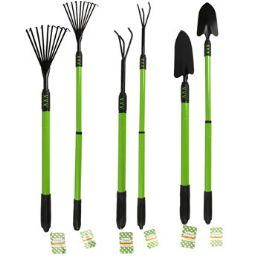 12 Units of Garden Tools Extendable Assorted - Garden Tools