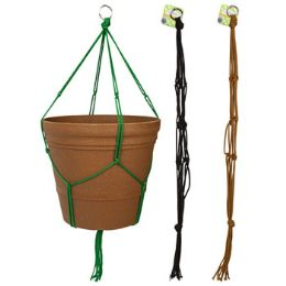48 Units of Plant Hanger Macrame - Garden Planters and Pots