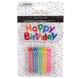 48 Units of Birthday Candlee - Birthday Candles