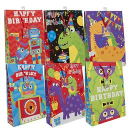 72 Units of Gift Bag Birthday Kids - Gift Bags Everyday