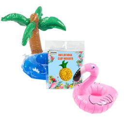 48 Units of Inflatable Cup Holder - Inflatables