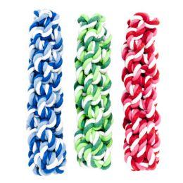 78 Units of Dog Toy Rope Twist - Pet Toys