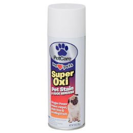 12 Units of Pet Stain And Odor Remover - Pet Grooming Supplies