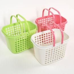60 Units of Basket With Handles Tall - Storage & Organization