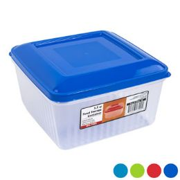 48 Units of Food Storage Container Dome Top 4 Colors - Food Storage Containers