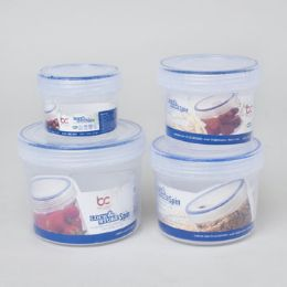 36 Units of Food Storage Container 8 Piece Set Lock N Store - Food Storage Containers