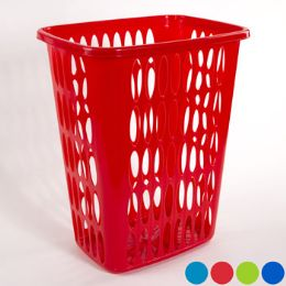12 Units of Laundry Basket Rectangle No Cover - Laundry Baskets & Hampers