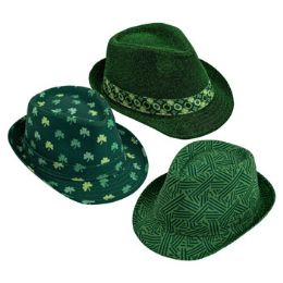 18 Units of Fedora Saint Patrick - St. Patricks