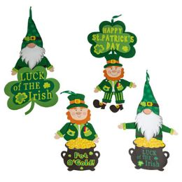 36 Units of Hanging Decor Saint Patrick - St. Patricks