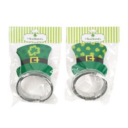48 Units of Headband Saint Patrick - St. Patricks