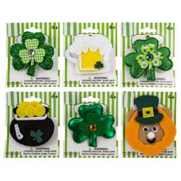 48 Units of Pins Novelty Saint Patrick - St. Patricks