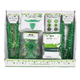 48 Units of Accessories Saint Patrick - St. Patricks