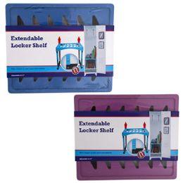 12 Units of Locker Shelf Extendable Adjustable - Lockers