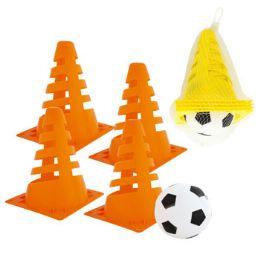 12 Units of Soccer Ball Playset - Balls