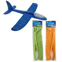 18 Units of Foam Flying Plane - Light Up Toys