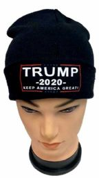 24 Units of Trump 2020 Keep America Great Winter Beanie Hat - Winter Beanie Hats