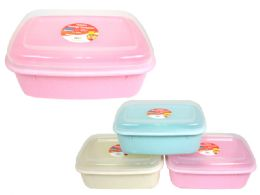 48 Units of Square Food Containers - Food Storage Containers