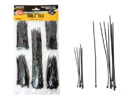 144 Units of Cable Tie 250pc Black Color - Cable wire