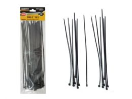 "96 Units of Black Cable Ties 40pc 11.8"" L - Cable wire"