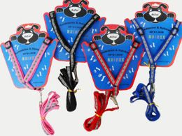48 Units of 1.5cm Dog Harness & LeashCollar - Pet Collars and Leashes