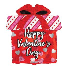 50 Units of Happy Valentines Day Balloon - Valentine Decorations