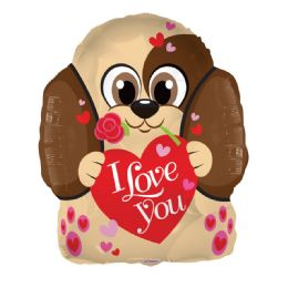 50 Units of I Love You Valentines Day Balloon - Valentine Decorations