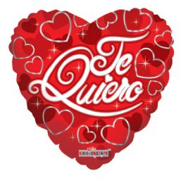 100 Units of I Love You Valentines Day Balloon - Valentine Decorations