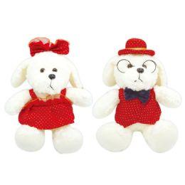12 Units of Valentine Plush Teddy Bear - Valentines