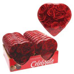 18 Units of Chocolate Rose Bouquet Happy Valentine - Valentine Decorations