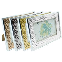 48 Units of Pebbled Look Photo Frame - Picture Frames