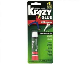 48 Units of Krazy Glue Tube - Glue Office and School
