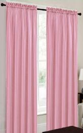 24 Units of Terri Tearrose Rodpocket Panel - Window Curtains