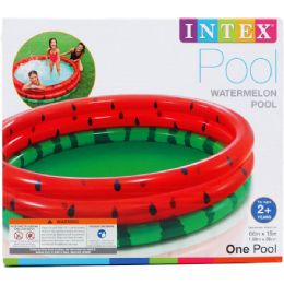 6 Units of SOFT SIDE POOL IN COLOR BOX - Summer Toys