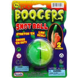 72 Units of Booger Putty - Slime & Squishees