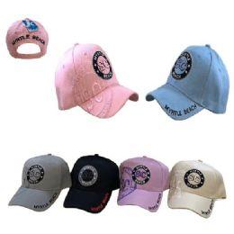 36 Units of Myrtle Beach Shadow Base Ball Cap - Baseball Caps & Snap Backs
