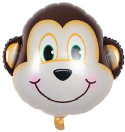 50 Units of MONKEY HEAD FLYING BALLOON - Balloons & Balloon Holder