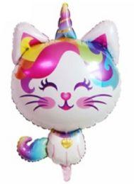 50 Units of HAPPY KITTY FLYING BALLOON - Balloons & Balloon Holder