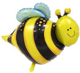 50 Units of BEE FLYING BALLOON - Balloons & Balloon Holder
