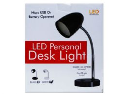 6 Units of LED Personal Desk Lamp - Lamps and Lanterns