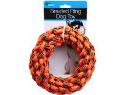 18 Units of Braided Ring Dog Toy - Pet Toys