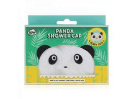 72 Units of Panda Shower Cap - Shower Accessories