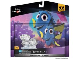 36 Units of Disney Infinity Finding Dory Action Figure Play Set - Toy Sets