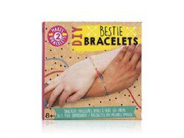 144 Units of Bestie Bracelets Diy Kit - Bracelets