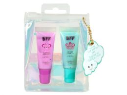 72 Units of Unicorn Bff Duo Swirl Lip Gloss Set - Girls Toys