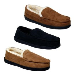 36 Units of Mens Winter Slipper - Men's Slippers