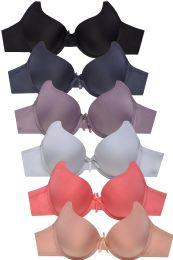 288 Units of SOFRA LADIES FULL PLAIN BRA - Womens Bras And Bra Sets