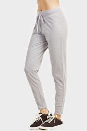 36 Units of COTTONBELL LADIES LIGHTWEIGHT COTTON JOGGER PANTS - Womens Pants